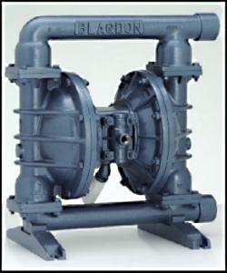Pompe a membrana pneumatica