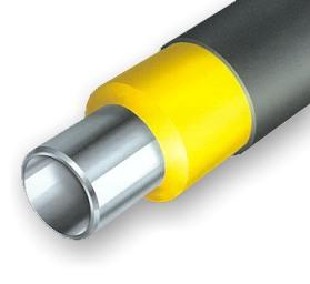 Tubi e raccordi per teleriscaldamento for Isolamento per tubi di riscaldamento in rame